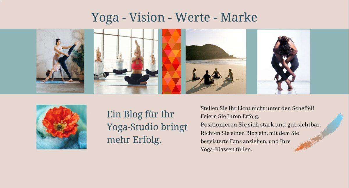 Yoga-Vision-Werte-Marke